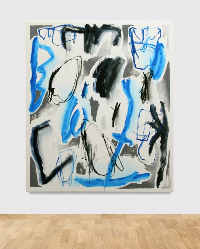 Room for xie, 190x165 (on wall), oil on canvas.jpg